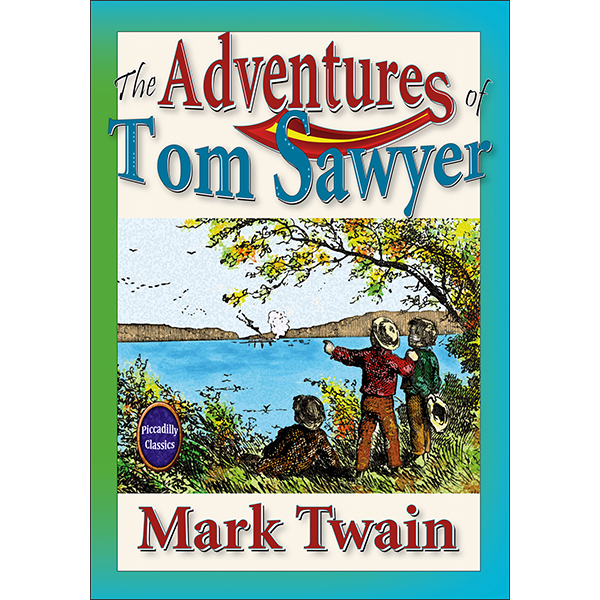 Adventures of Tom Sawyer Front Cover