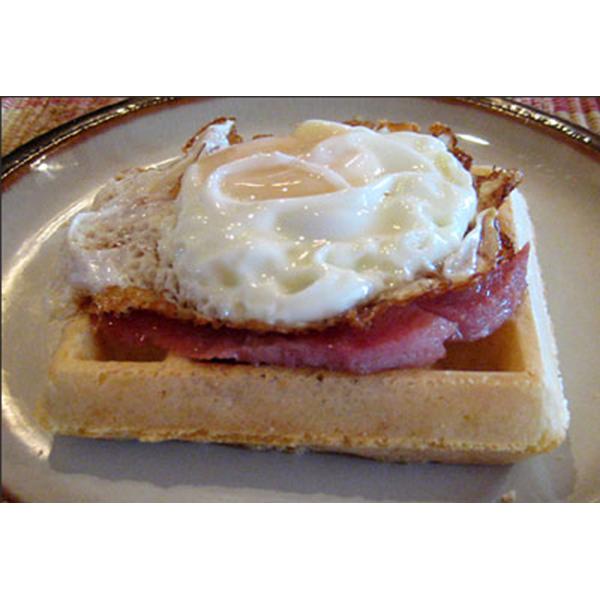 Egg Waffle
