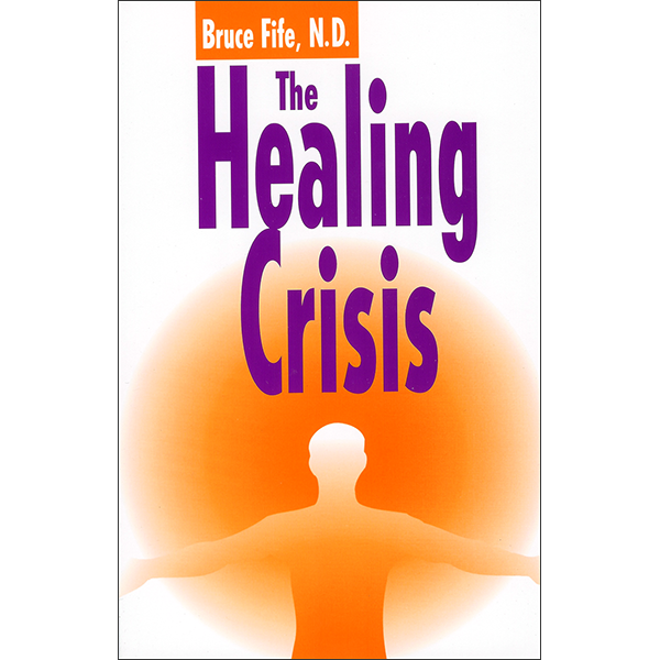 Healing Crisis Front Cover