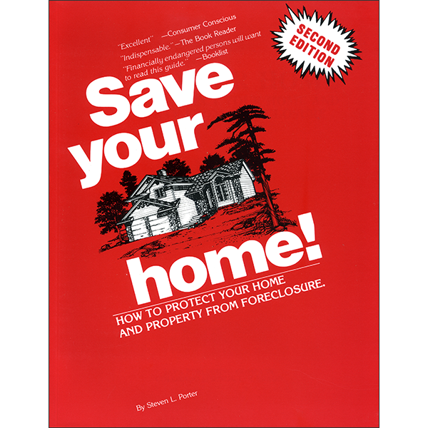 Save Your Home Front Cover