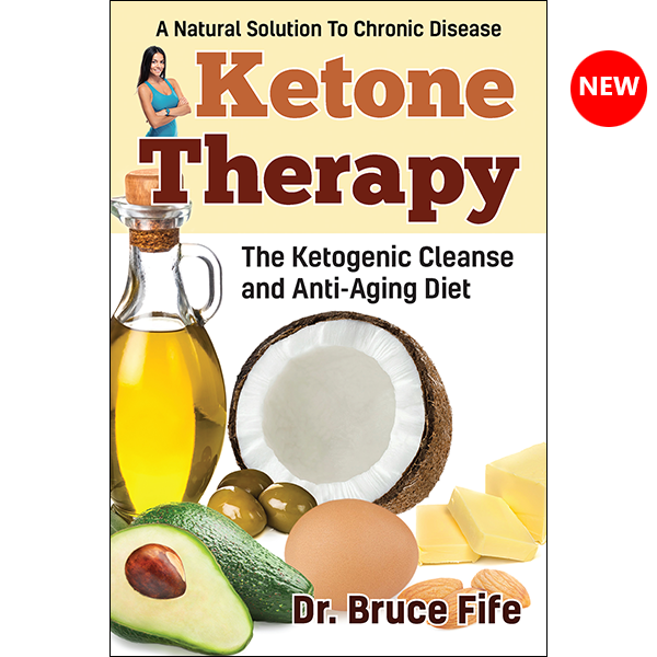 Ketone Therapy fron cover
